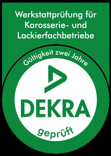 Dekra - Werkstattprüfung für Karosserie- und Lackierfachbetriebe
